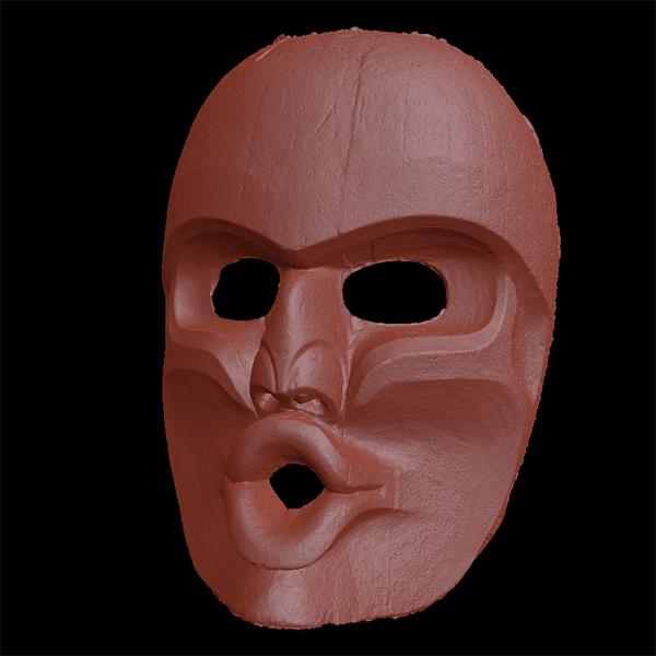 Kwakwaka'wakw mask