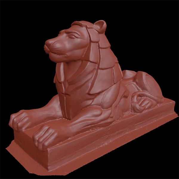 Lions Gate, lion